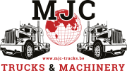 Logo M.J.C. Trucks en Machinery B.v.b.A.
